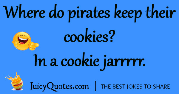 Funny Pirate Joke - 10