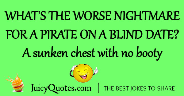 Funny Pirate Joke - 12A