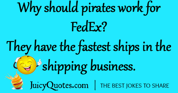 Funny Pirate Joke - 19
