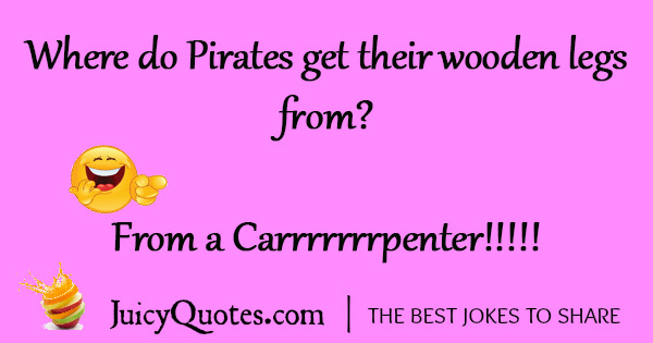 Funny Pirate Joke - 21