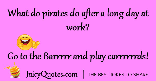 Funny Pirate Joke - 22