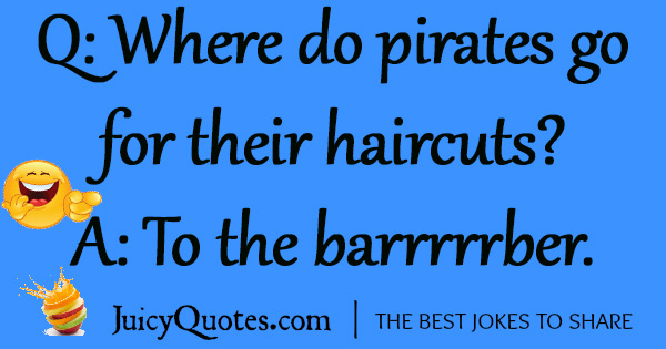 Funny Pirate Joke - 8