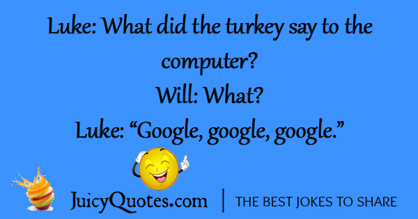 Funny Thanksgiving Joke - 5