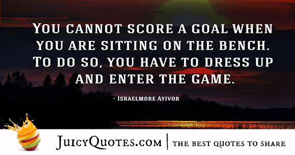 Quote About Success - Israelmore Ayivor