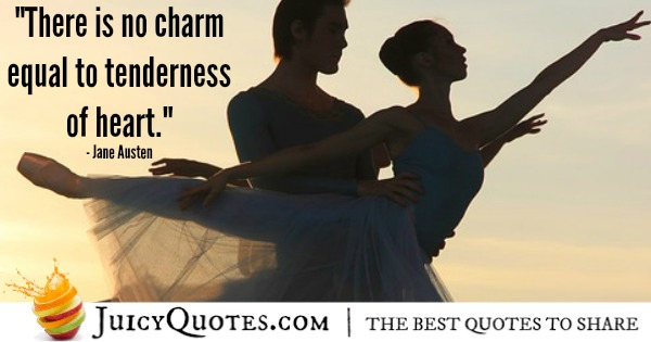 Romantic Quote - Jane Austen
