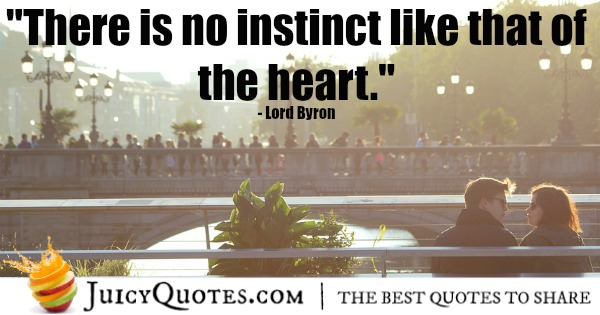 Romantic Quote - Lord Byron