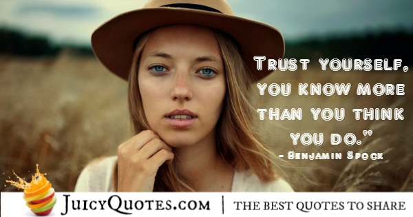 Trust-Quote-Benjamin-Spoke