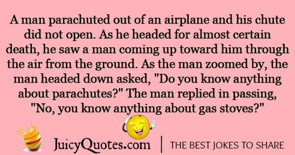 Airplane Joke - 6