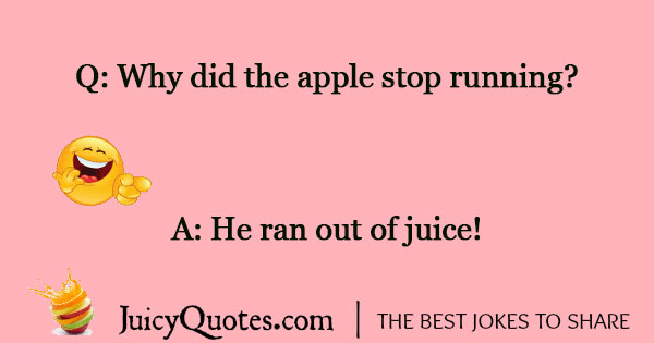 Apple Joke - 8