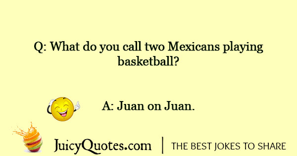 Basketball Jokes - 6