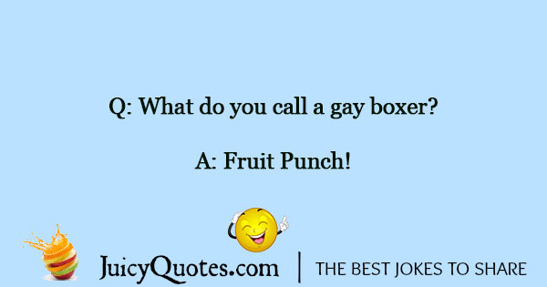 Boxing Jokes - 2