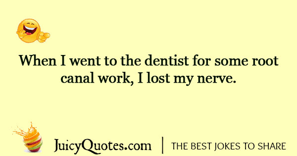 Dentist Joke - 1