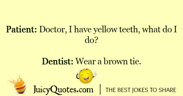 Dentist Joke - 10