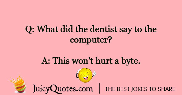 Dentist Joke - 11