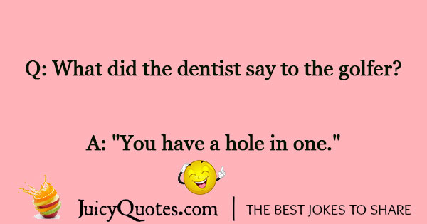 Dentist Joke - 12