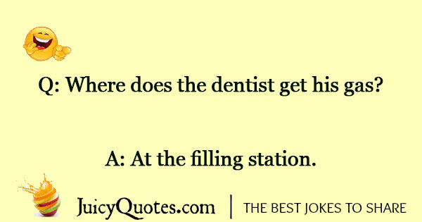 Dentist Joke - 2