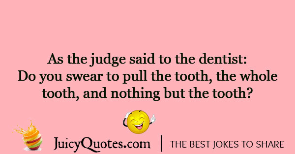 Dentist Joke - 3