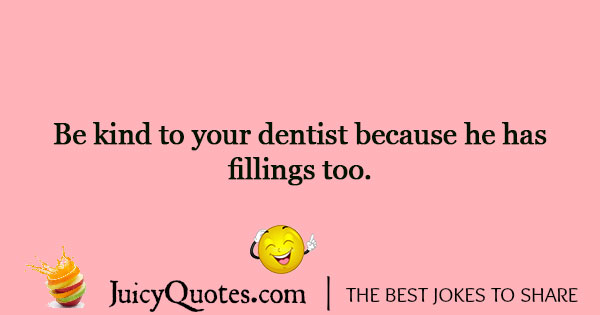 Dentist Joke - 4