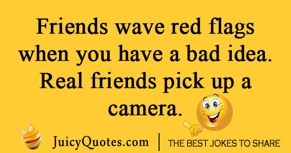 Funny friends joke