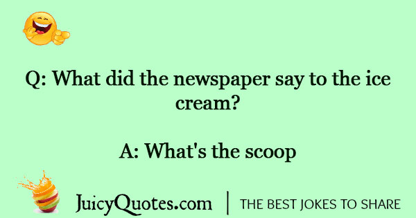 Ice Cream Joke - 2