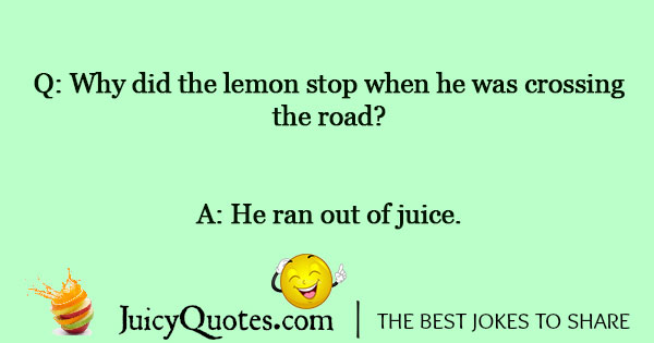 Lemon Joke - 1