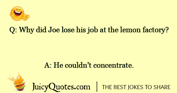 Lemon Joke - 3