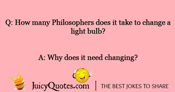 Light Bulb Joke - 30