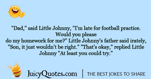Little Johnny Joke - 5