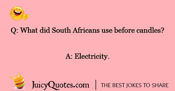 Load Shedding Joke - 1