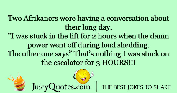 Load Shedding Joke - 4