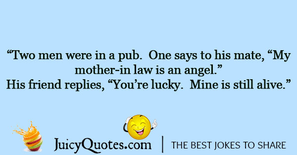 Mother In Law Joke - 7