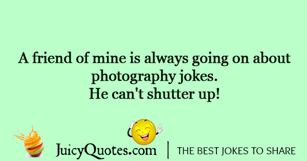 Photography Joke - 3