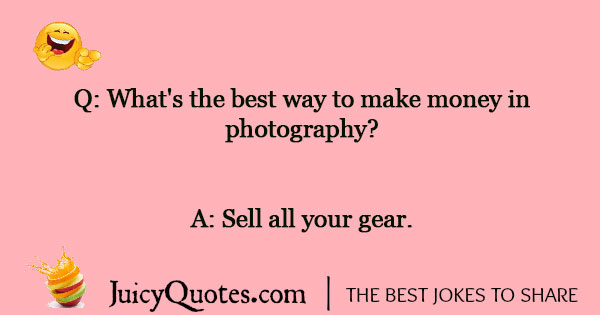 Photography Joke - 8