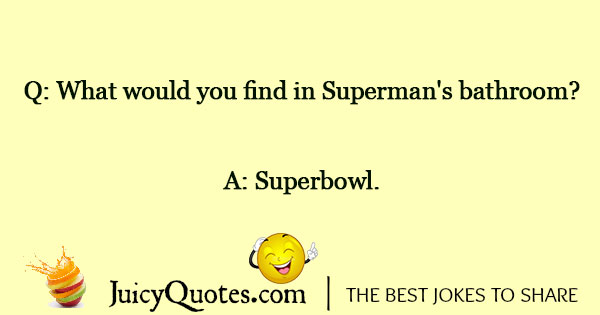 Superhero Joke - 4