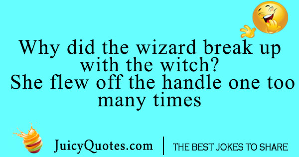 Wizard and Witch Clash of Clans Joke