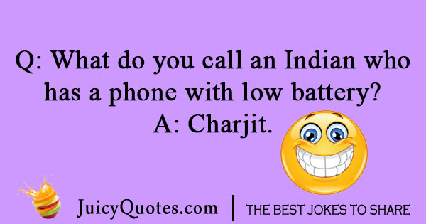 Indian phone joke
