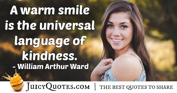 Language of Kindness Quote