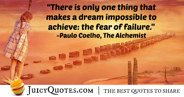 Achieve The Impossible Quote