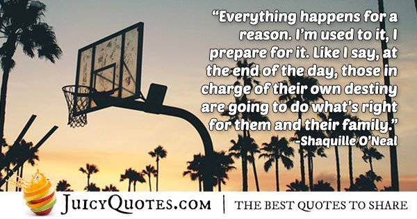 Inspirational Basketball Quote