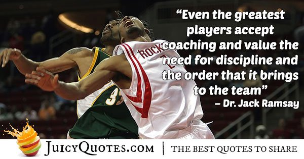 Basketball Coaching Quote