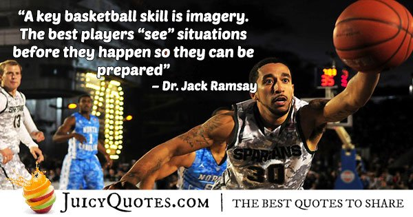 Key Basketball Skill Quote