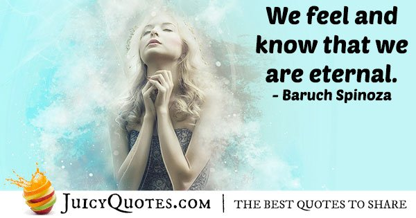 We Are Eternal Quote