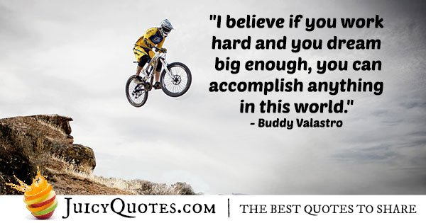 Quote About Accomplishment