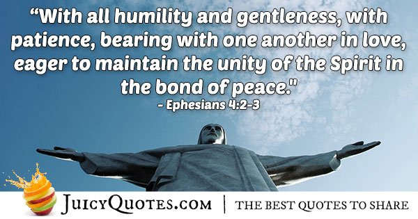 Ephesians Bible Quote