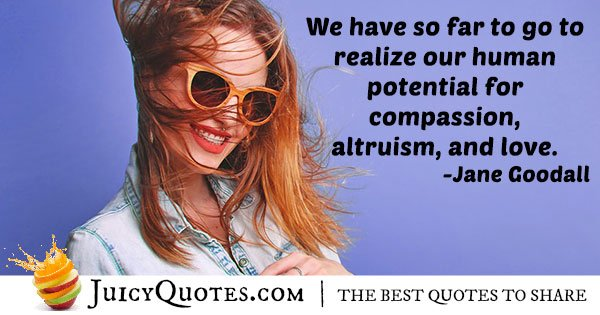 Compassion and Altruism Quote