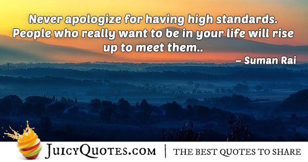 Apologize Quote