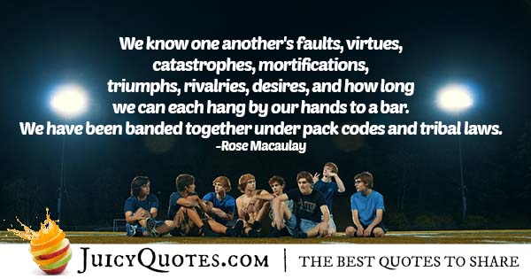 Quote About Brothers