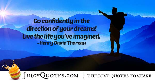Dreams and Imagination Quote