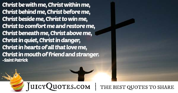 Quote About Christ