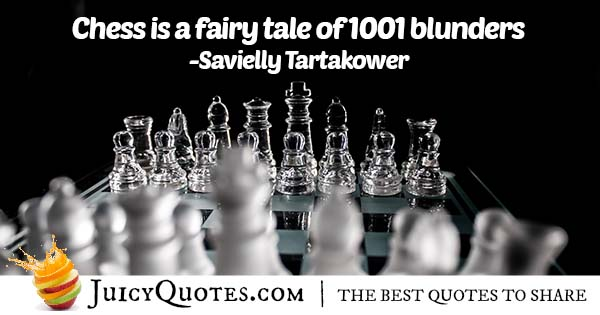 Quote About Chess